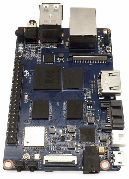 JOY-IT Banana Pi M2 Ultra, 2 GB - Produktbild 6