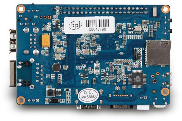 Banana Pi M3 Entwicklungsboard - Produktbild 3