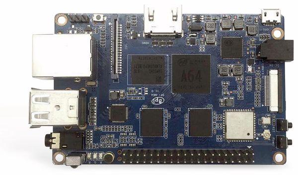 JOY-IT Banana Pi M64 Entwicklungsboard - Produktbild 8