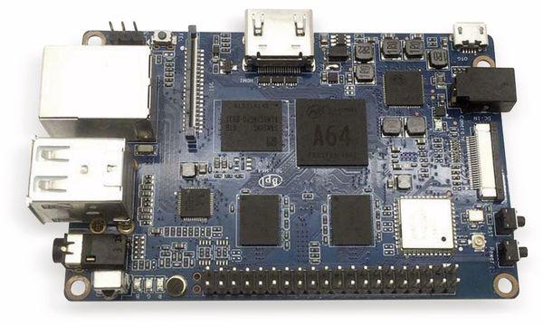 JOY-IT Banana Pi M64 Entwicklungsboard - Produktbild 10