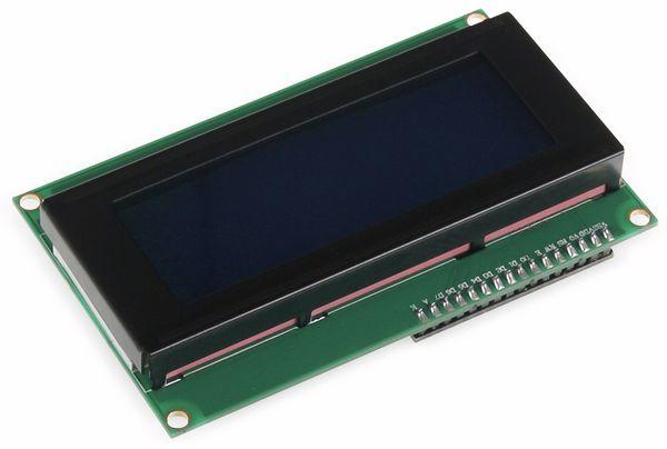 JOY-IT Display 20x4 Zeichen blau I2C - Produktbild 1