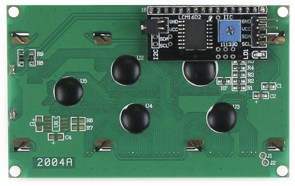 JOY-IT Display 20x4 Zeichen blau I2C - Produktbild 2