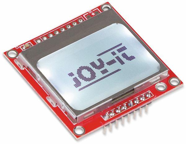 JOY-IT LCD Display 84x48 Pixel - Produktbild 2