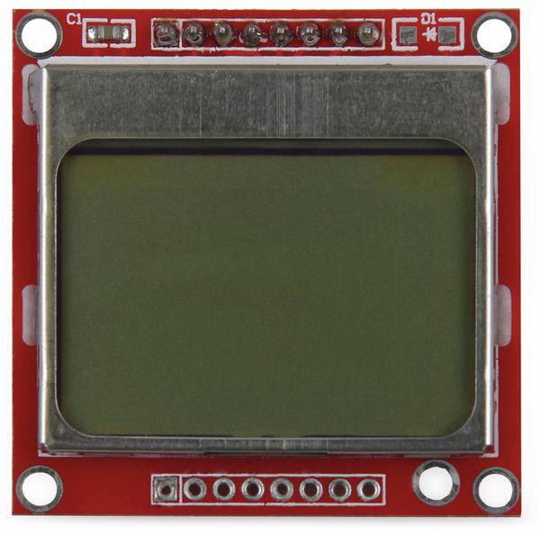 JOY-IT LCD Display 84x48 Pixel - Produktbild 3