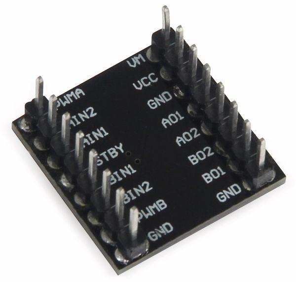 JOY-IT Motortreiber für Gleichstrom- und Schrittmotoren - Produktbild 1