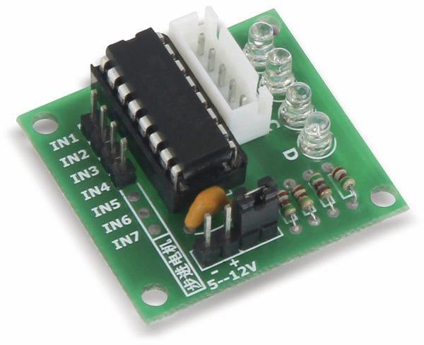 JOY-IT ULN2003 Treiber mit 5V Schrittmotor - Produktbild 1