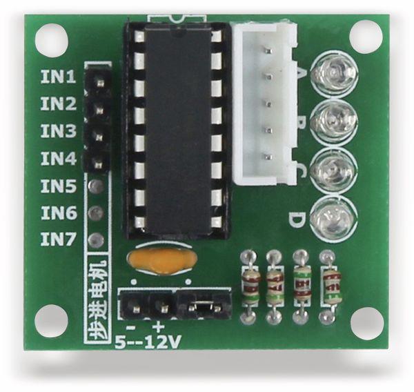 JOY-IT ULN2003 Treiber mit 5V Schrittmotor - Produktbild 2