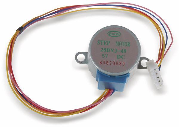 JOY-IT ULN2003 Treiber mit 5V Schrittmotor - Produktbild 5