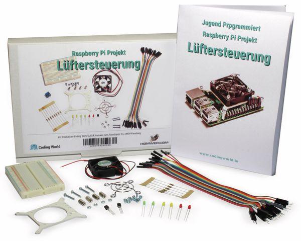 Lüftersteuerung Kit für Raspberry Pi - Produktbild 1