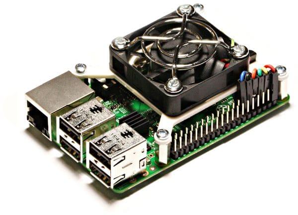 Lüftersteuerung Kit für Raspberry Pi - Produktbild 2