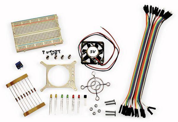 Lüftersteuerung Kit für Raspberry Pi - Produktbild 4
