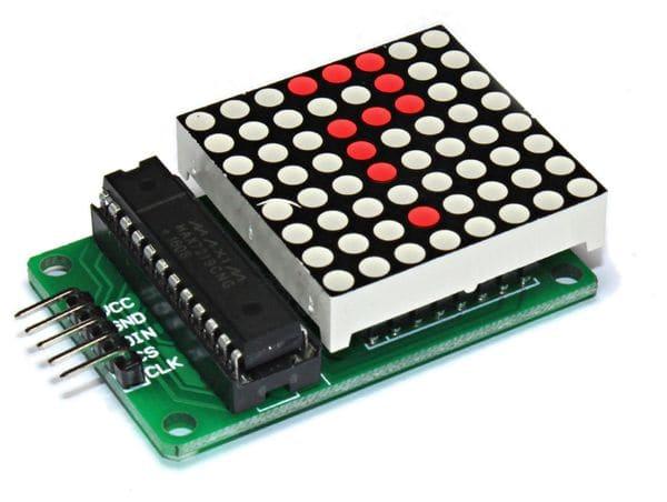 Spiele Programmieren mit der LED Matrix für Raspberry Pi - Produktbild 2