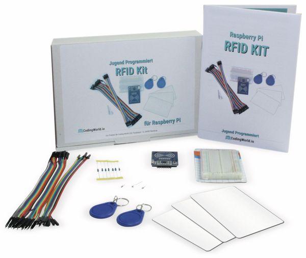 Jugend Programmiert Das RFID Kit P-154 für Raspberry Pi - Produktbild 1