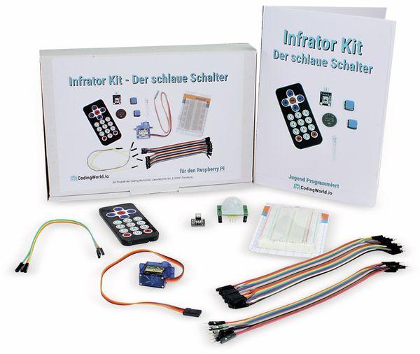 Jugend Programmiert, Infrarot Kit- Der schlaue Schalter