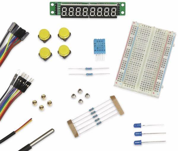 Jugend Programmiert Wetterstation Kit P-182 - Produktbild 2