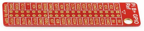 Raspberry Pi GPIO Referenz Platine - Produktbild 3