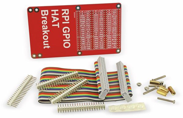 Raspberry Pi HAT Breakout Mini Kit - Produktbild 1