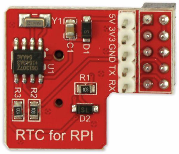 Raspberry Pi Erweiterung RTC