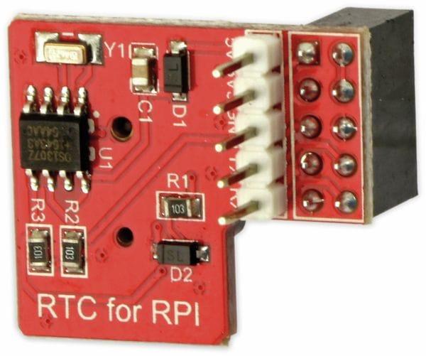 Raspberry Pi Erweiterung RTC - Produktbild 4