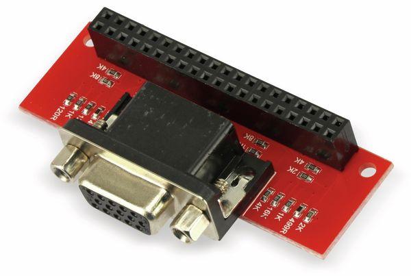 Raspberry Pi Erweiterung VGA - Produktbild 1