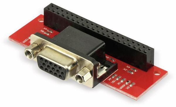 Raspberry Pi Erweiterung VGA - Produktbild 2