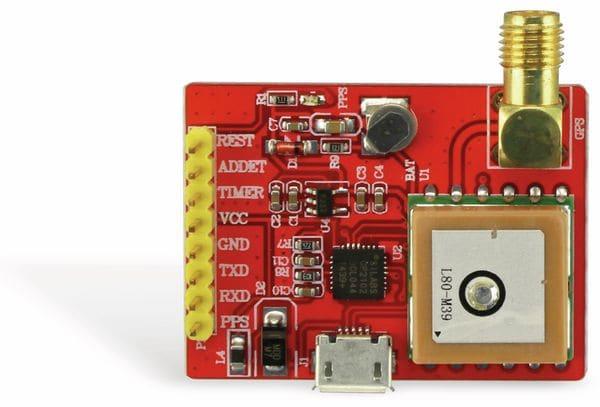 Raspberry Pi Erweiterung USB zu GPS Konverter