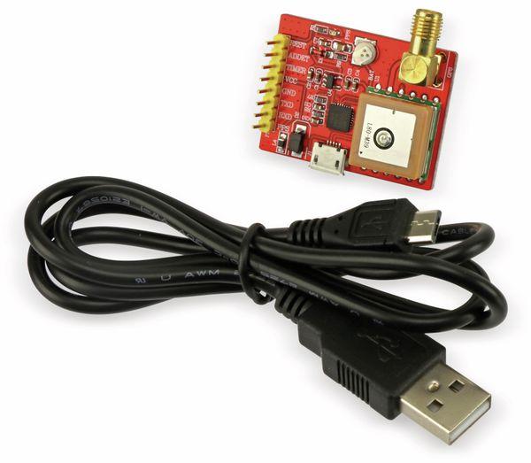 Raspberry Pi Erweiterung USB zu GPS Konverter - Produktbild 5