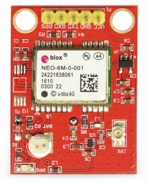 Erweiterungsplatine TTL Port GPS für Einplatinencomputer - Produktbild 1