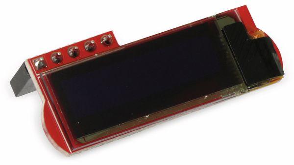 "Raspberry Pi OLED Modul 0,91"" (2,31 cm) - Produktbild 1"
