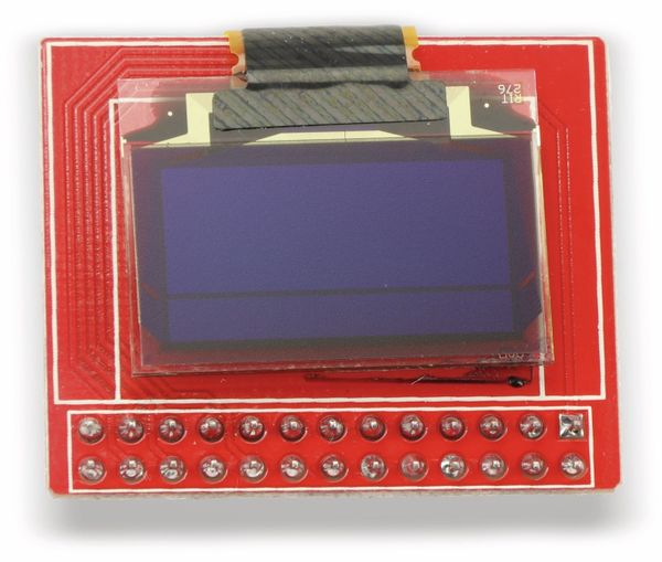 "Raspberry Pi OLED Display Module 0,96"" - Produktbild 5"