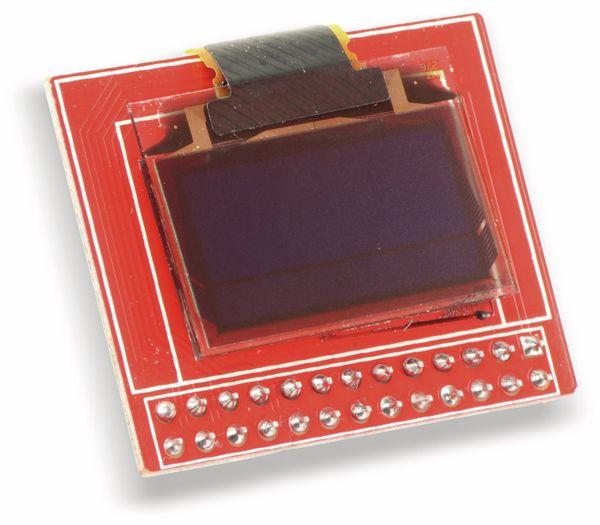 "Raspberry Pi OLED Display Module 0,96"" - Produktbild 6"