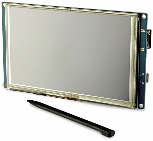 "HDMI-TFT-Touch-Screen 5"" (12,7 cm) - Produktbild 1"