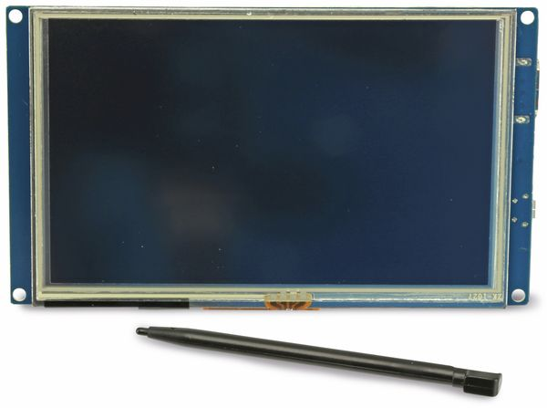 "HDMI-TFT-Touch-Screen 5"" (12,7 cm) - Produktbild 2"