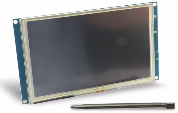 "HDMI-TFT-Touch-Screen 5"" (12,7 cm) - Produktbild 5"