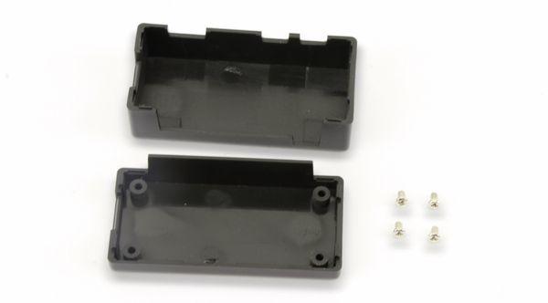 Raspberry Pi Zero Gehäuse, Kunststoff, schwarz - Produktbild 2