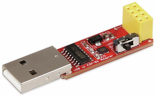 JOY-IT USB-Stick-Modul für Raspberry Pi - Produktbild 2