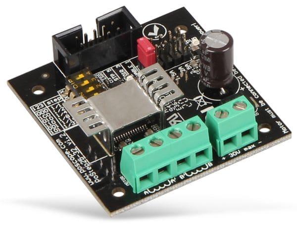 Schrittmotoren Endstufe PoStep25-32 von 0,5 A bis 2,5 A Phasenstrom - Produktbild 2