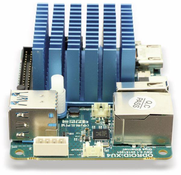 ODROID-XU4Q Einplatinen-Computer, SAMSUNG Exynos 5422, 2 GB, 2x USB 3.0 - Produktbild 2
