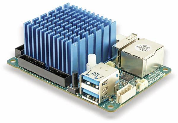 ODROID-XU4Q Einplatinen-Computer, SAMSUNG Exynos 5422, 2 GB, 2x USB 3.0 - Produktbild 3