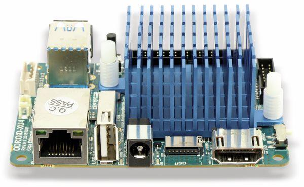 ODROID-XU4Q Einplatinen-Computer, SAMSUNG Exynos 5422, 2 GB, 2x USB 3.0 - Produktbild 4