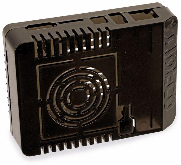 ODROID-XU4Q Gehäuse, schwarz - Produktbild 2