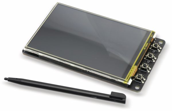 "ODROID-C2/C1+/C0 8,89 cm (3,5"") TFT-Display mit Touchscreen"