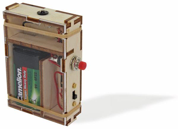 Einsteiger Lötbausatz Taschenlampe - Produktbild 2