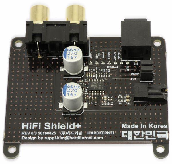ODROID-C2/C1+ HIFI SHIELD Plus - Produktbild 5