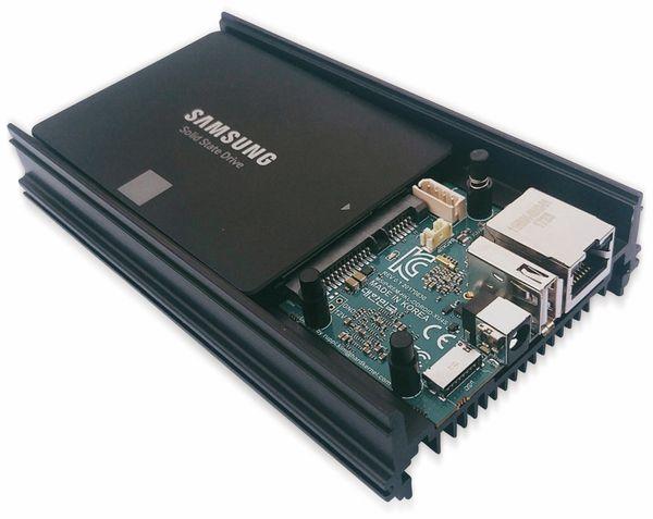 ODROID-HC1 Einplatinen Computer für NAS und Cluster Anwendungen - Produktbild 2