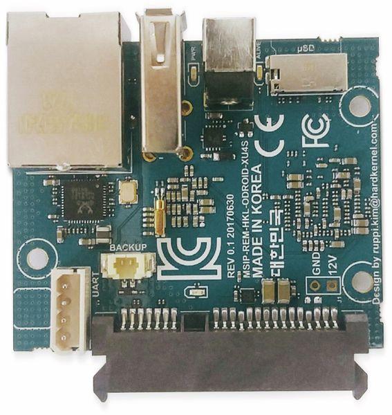 ODROID-HC1 Einplatinen Computer für NAS und Cluster Anwendungen - Produktbild 5