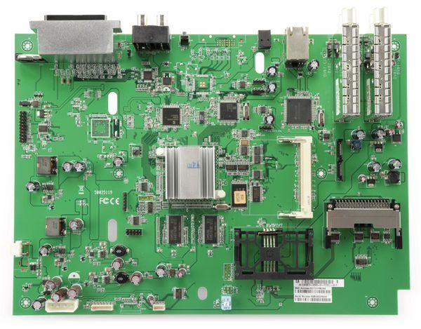 Receiver-Mainboard mit Twin DVB-C Tuner, ohne Frontpanel - Produktbild 1