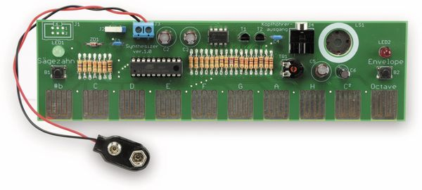 Bausatz Synthesizer V1.0 - Produktbild 3