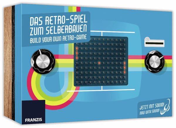 Lernpaket FRANZIS Retro-Spiel zum Selberbauen - Produktbild 1