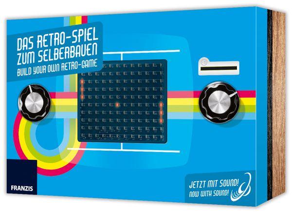 Lernpaket FRANZIS Retro-Spiel zum Selberbauen - Produktbild 2